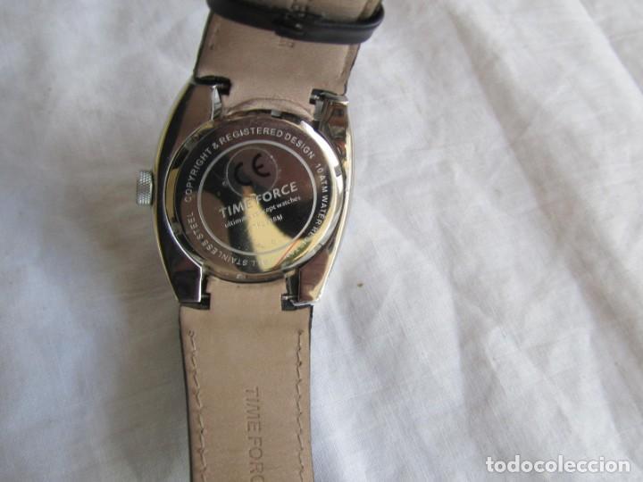 Relojes: Reloj Time Force como nuevo - Foto 8 - 194876745