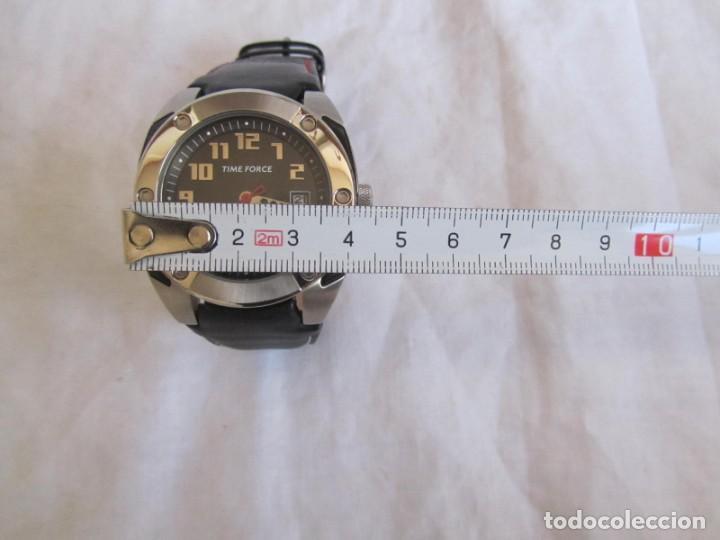 Relojes: Reloj Time Force como nuevo - Foto 11 - 194876745