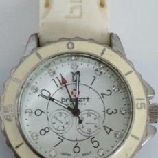 Relojes: RELOJ BRENATT FUNCIONANDO. Lote 195002417