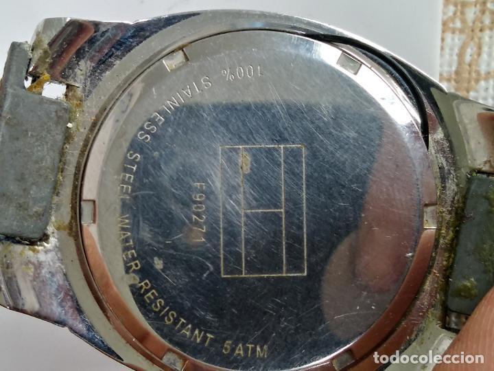 Relojes: tommy hilfiger funcionando sin correa - Foto 3 - 235282705