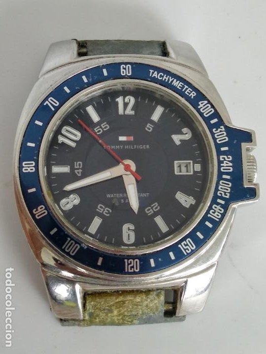 TOMMY HILFIGER FUNCIONANDO SIN CORREA (Relojes - Relojes Actuales - Otros)