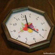 Relojes: RELOJ DE COCINA,MARCA ALMUPAR,FUNCIONA.. Lote 195034755