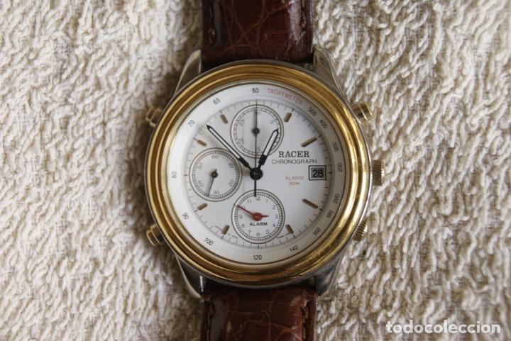 Relojes: LOTE DE 3 RELOJES RACER LOTUS Y THERMIDOR CUARZO F25 - Foto 4 - 195108632