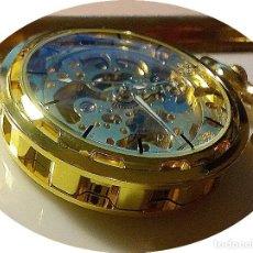 Relojes: RELOJ BOLSILLO REFLEJOS DE LUZ. Lote 230691050