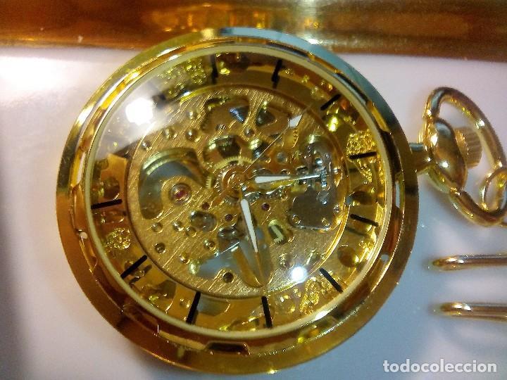 Relojes: Reloj bolsillo Reflejos de luz - Foto 2 - 230691050