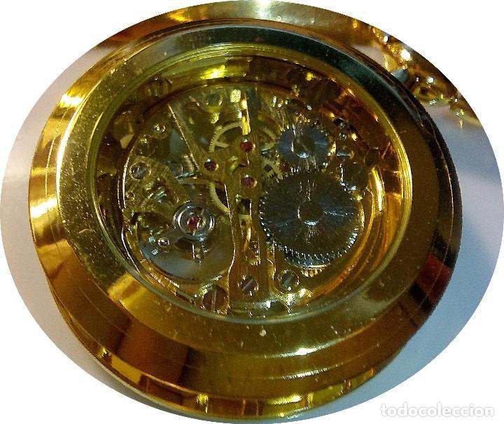 Relojes: Reloj bolsillo Reflejos de luz - Foto 3 - 230691050