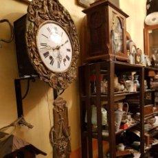 Relojes: RELOJ FRANCÉS DE PESAS MOTET. Lote 195247241