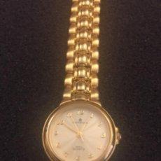Relojes: RELOJ SRA.SAREBA CHAPADO EN ORO. Lote 195264228