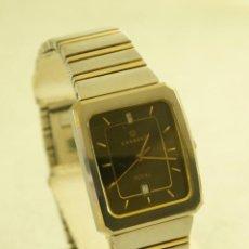 Relojes: CANDINO ROYAL DIAMANTES Y TUNGSTENO FUNCIONANDO. Lote 195269376