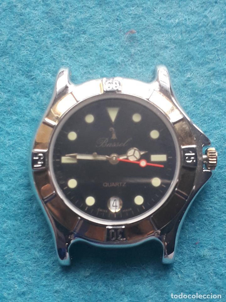 Relojes: Lote de 7 Relojes de cuarzo para caballero. - Foto 2 - 195299091