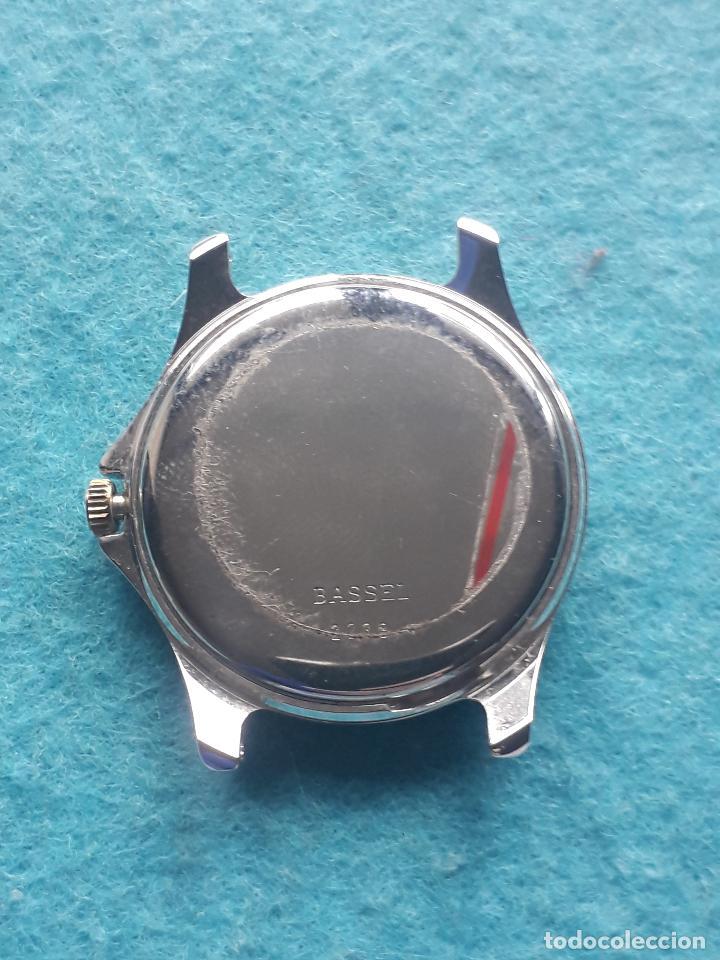 Relojes: Lote de 7 Relojes de cuarzo para caballero. - Foto 3 - 195299091