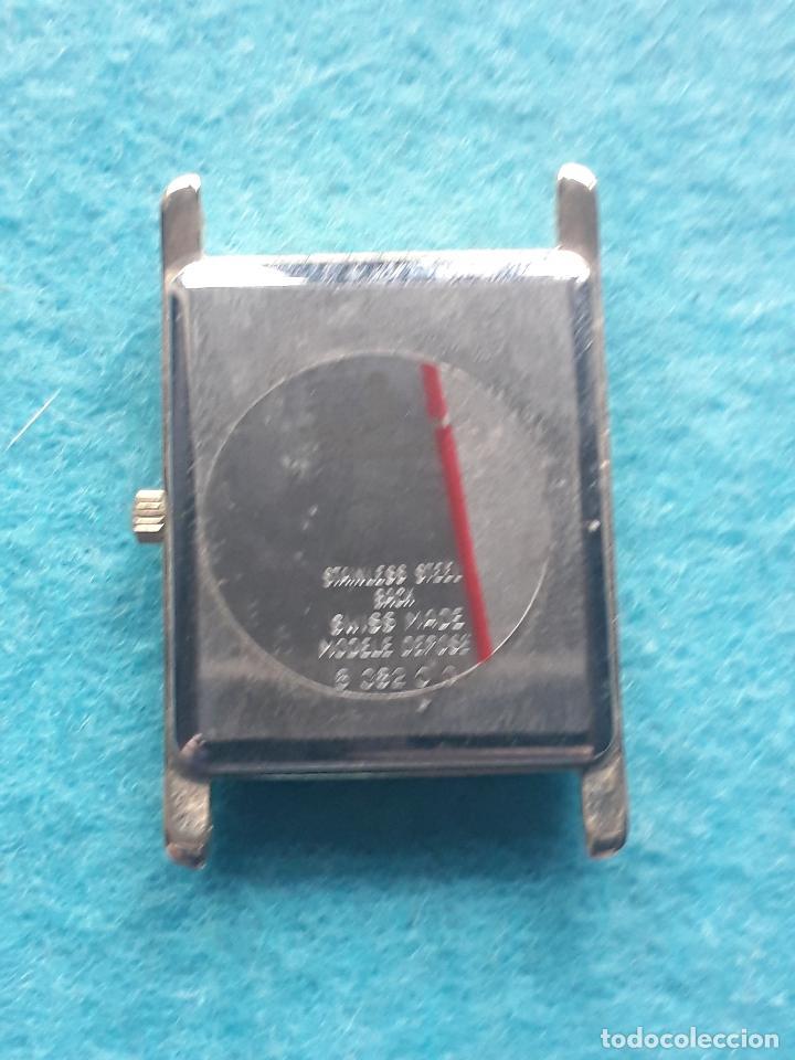 Relojes: Lote de 7 Relojes de cuarzo para caballero. - Foto 5 - 195299091