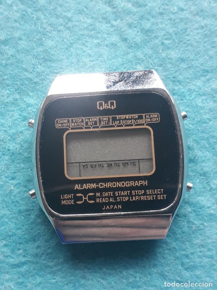 Relojes: Lote de 7 Relojes de cuarzo para caballero. - Foto 10 - 195299091