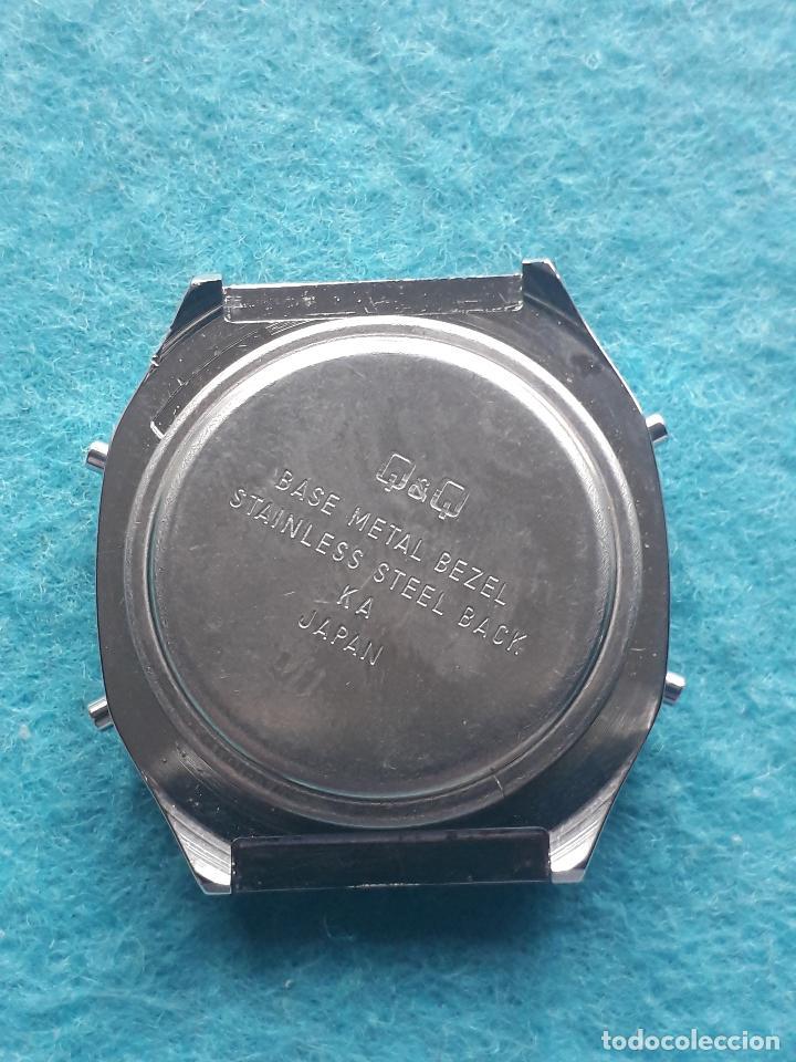 Relojes: Lote de 7 Relojes de cuarzo para caballero. - Foto 11 - 195299091