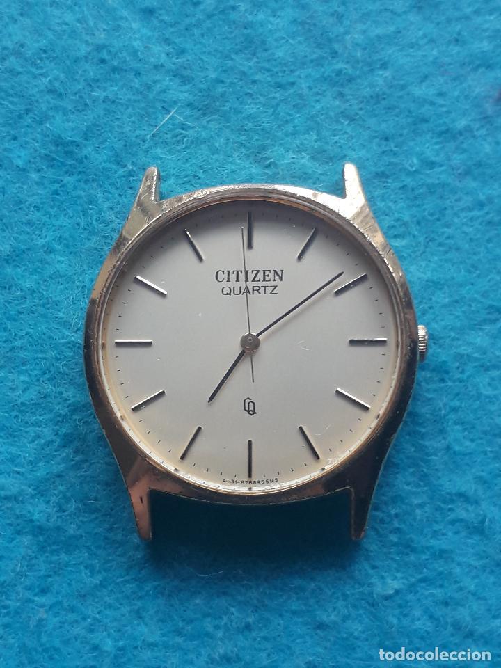 Relojes: Lote de 7 Relojes de cuarzo para caballero. - Foto 12 - 195299091