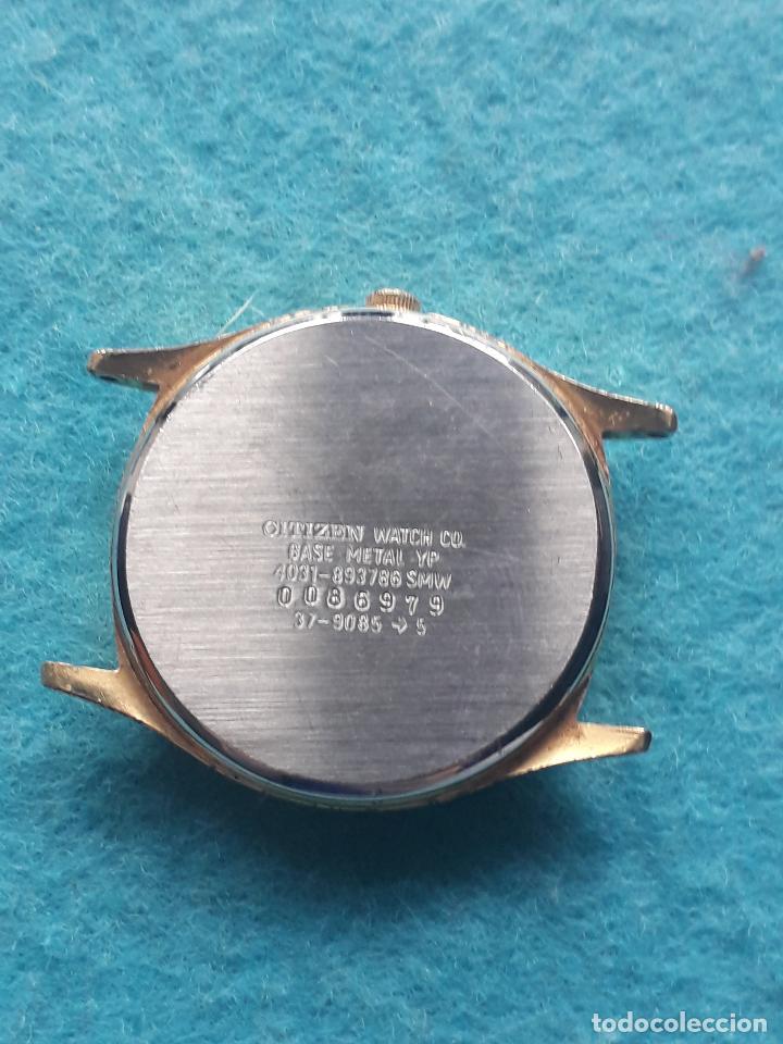 Relojes: Lote de 7 Relojes de cuarzo para caballero. - Foto 13 - 195299091