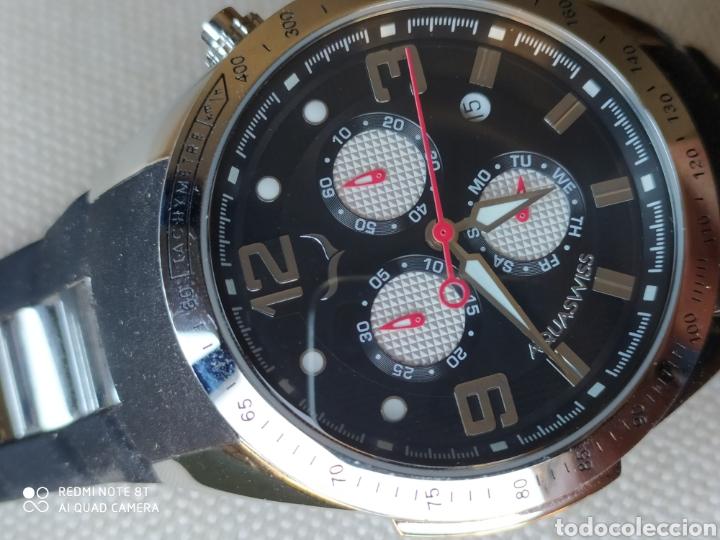 Relojes: Reloj AQUASWISS cronometro de cuarzo - Foto 3 - 195306007