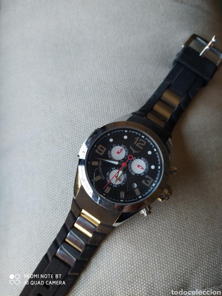 Relojes: Reloj AQUASWISS cronometro de cuarzo - Foto 7 - 195306007
