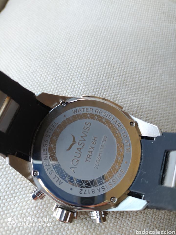 Relojes: Reloj AQUASWISS cronometro de cuarzo - Foto 9 - 195306007