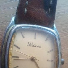 Relojes: RARO RELOJ LIDICES - SWISS MADE. Lote 195317728