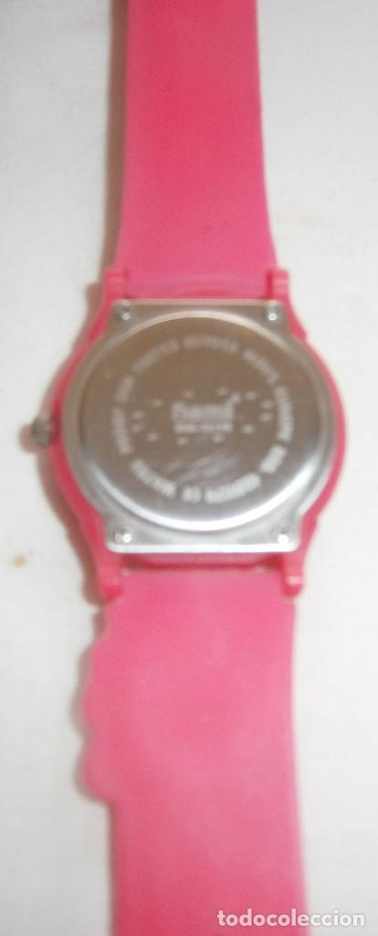 Relojes: reloj sami de niña correa de goma original - Foto 3 - 195338616