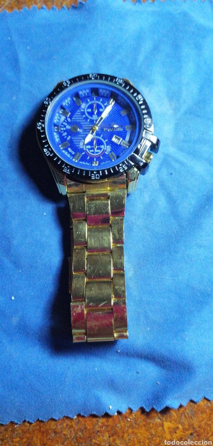 Relojes: RELOJ DE PULSERA EN ACERO INOXIDABLE MARCA RQMAND - Foto 2 - 195414378