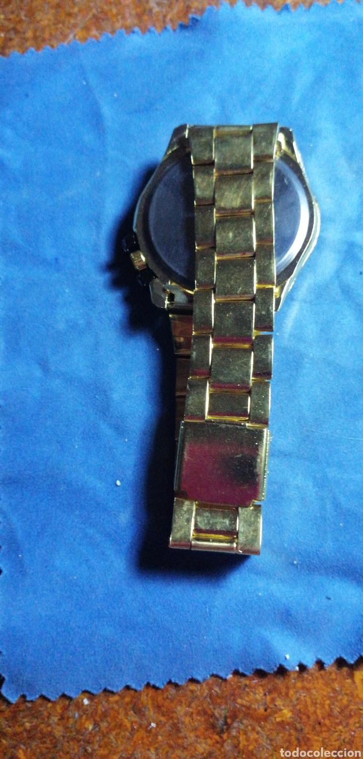 Relojes: RELOJ DE PULSERA EN ACERO INOXIDABLE MARCA RQMAND - Foto 3 - 195414378