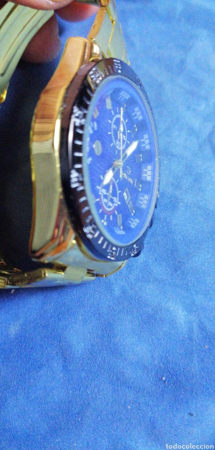 Relojes: RELOJ DE PULSERA EN ACERO INOXIDABLE MARCA RQMAND - Foto 4 - 195414378