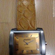 Relojes: RELOJ DE COLECCIÓN MARCA DUWARD EN PERFECTO ESTADO. VER DESCRIPCIÓN. Lote 195514738