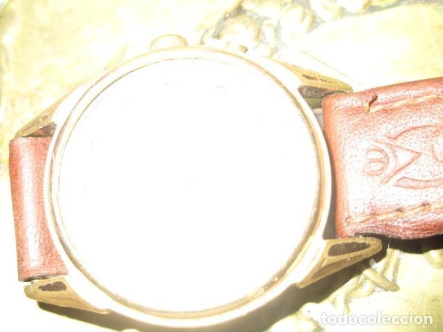 Relojes: PHILIPPE PRECISION 21 RUBIES DOS SELLOS RELOJ PULSERA GRANDE PLACA DE ORO 2º GUERRA MUNDIAL SS - Foto 14 - 203962485