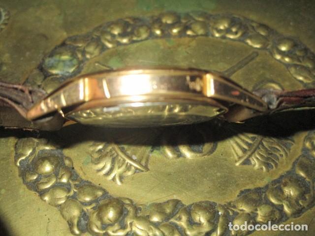 Relojes: PHILIPPE PRECISION 21 RUBIES DOS SELLOS RELOJ PULSERA GRANDE PLACA DE ORO 2º GUERRA MUNDIAL SS - Foto 18 - 203962485