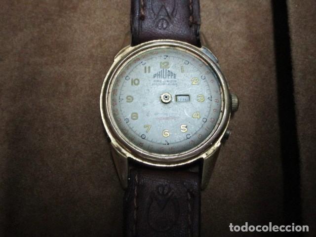 Relojes: PHILIPPE PRECISION 21 RUBIES DOS SELLOS RELOJ PULSERA GRANDE PLACA DE ORO 2º GUERRA MUNDIAL SS - Foto 39 - 203962485
