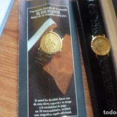 Orologi: RELOJ EXCELENTE DE LOS REYES CATOLICOS.GALERIA DEL COLECCIONISTA.. Lote 196084710