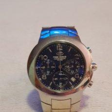 Relojes: RELOJ PARA CABALLERO TIME FORCE CHRONOGRAPHE ORIGINAL ITALIAN DISIGN. Lote 196096206