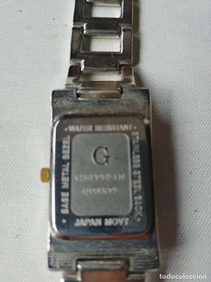 Relojes: RELOJ DE SEÑORA GEITEZIN.JAPAN MOVT,QUARTZ.ARMIS DE METAL. - Foto 9 - 196131045