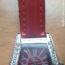 Relojes: RELOJ JEWEL WATCH EN FUNCIÓN CORREA ROTA. Lote 196365531