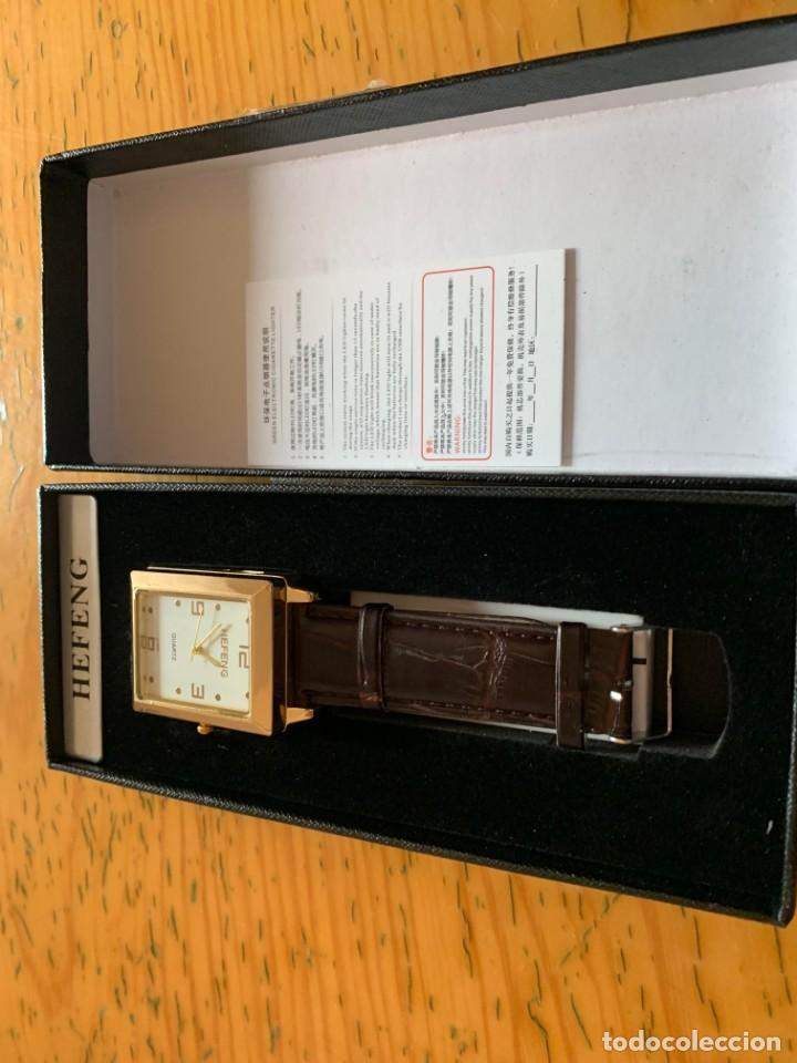 Relojes: RELOJ CON ENCENDEDOR DE CARGA USB SIN LLAMA - Foto 5 - 196487377
