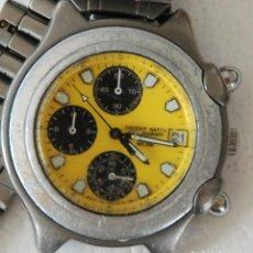 Relojes: RELOJ ORIENT CHRONOGRAPH TITANIUM WR-50 - REPARAR O PIEZAS. Lote 266972034