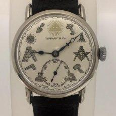 Relojes: TIFFANY&CO MASON-VINTAGE C.1.940. Lote 207835481