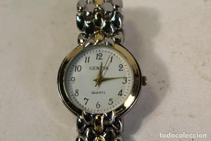 Relojes: reloj geneva quartz - Foto 2 - 198281423
