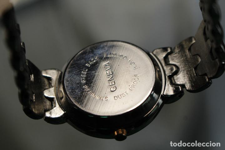 Relojes: reloj geneva quartz - Foto 3 - 198281423
