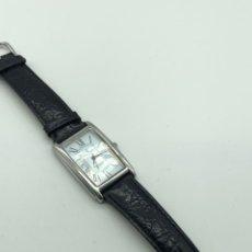 Relojes: RELOJ DE PLATA 925 WILLE FRERES. Lote 198328581