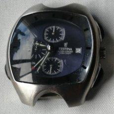 Relojes: RELOJ DE PULSERA FESTINA ALARM CHRONO.QUARTZ. WATER RESIST 100 M.. Lote 196367057