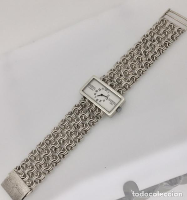 Relojes: CUERVO Y SOBRINOS VINTAGE PLATA LEY-925 MUJER. - Foto 2 - 198578533