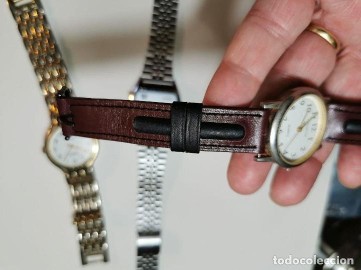 Relojes: LOTE DE CUATRO RELOJES DE QUARTZ, KESSEL, GENEVA, PHILIPPE ARNOL, TV3 - Foto 8 - 198838820