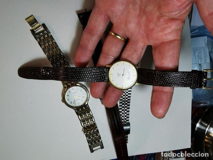Relojes: LOTE DE CUATRO RELOJES DE QUARTZ, KESSEL, GENEVA, PHILIPPE ARNOL, TV3 - Foto 12 - 198838820