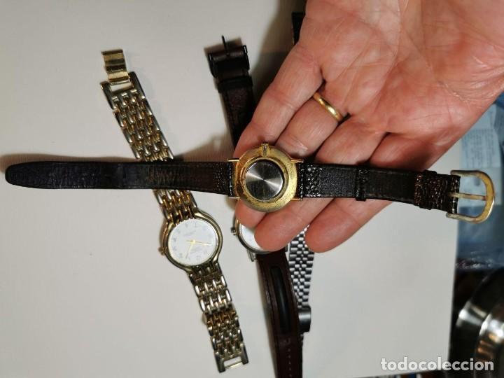 Relojes: LOTE DE CUATRO RELOJES DE QUARTZ, KESSEL, GENEVA, PHILIPPE ARNOL, TV3 - Foto 13 - 198838820