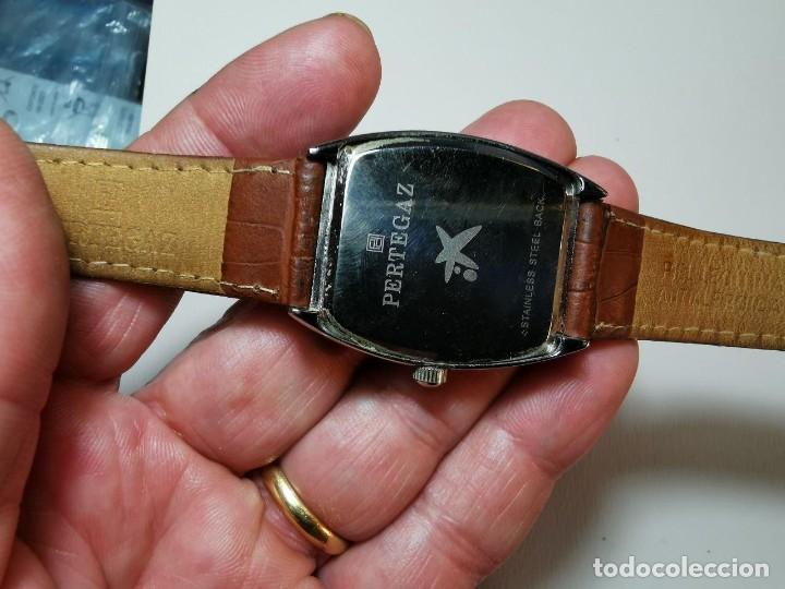 Relojes: RELOJ DE PULSERA PERTEGAZ SIN USO Y FUNCIONANDO - Foto 6 - 198839855