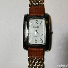 Relojes: RELOJ DE PULSERA CUECI QUARZ FUNCIONANDO. Lote 198840658