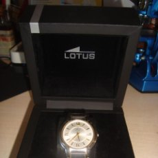Relojes: RELOJ LOTUS CON CAJA . Lote 199143517